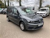 Volkswagen Caddy 2.0 TDI BlueMotion Tech 102PS Trendline [AC] Van