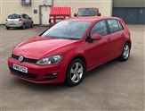 Volkswagen Golf 1.4 TSI BlueMotion Tech Match (s/s) 5dr