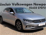 Volkswagen Passat 1.6 TDI SEL 4dr DSG