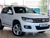 Volkswagen Tiguan 2.0 TDI BlueMotion Tech R-Line DSG 4MOTION (s/s) 5dr Auto