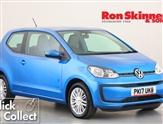 Volkswagen Up 1.0 MOVE UP 3d 60 BHP