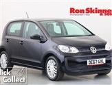 Volkswagen Up 1.0 MOVE UP 5d 60 BHP