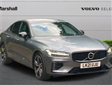 Volvo S60 2.0 T8 Recharge PHEV R DESIGN 4dr AWD Auto